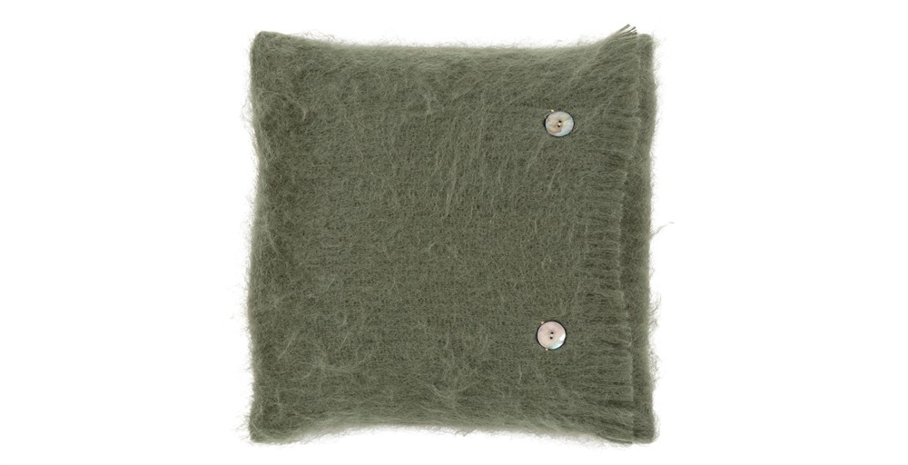 Luxury Mohair Cushion
